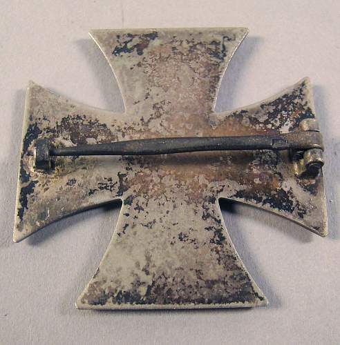 Two Eisernes Kreuz 1...originals?