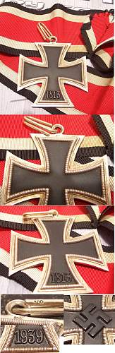 Ritter Kreuz!