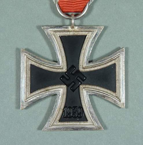 Eisernes Kreuz 2. Klasse  - '120', Franz Petzl (Wien)