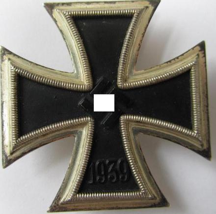 Eisernes Kreuz 1ST Klass maker??