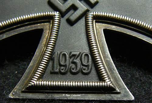 Eisernes Kreuz 2. Klasse, Unmarked K&Q