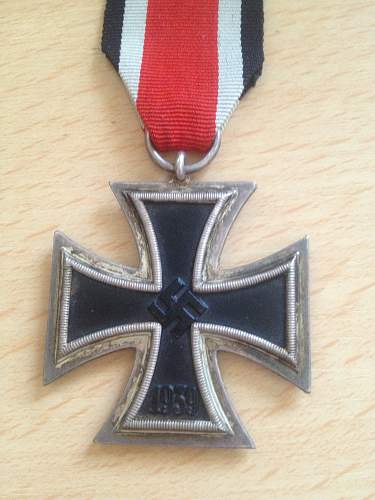 Click image for larger version.  Name:iron cross 2nd class 2.jpg Views:41 Size:45.9 KB ID:510675