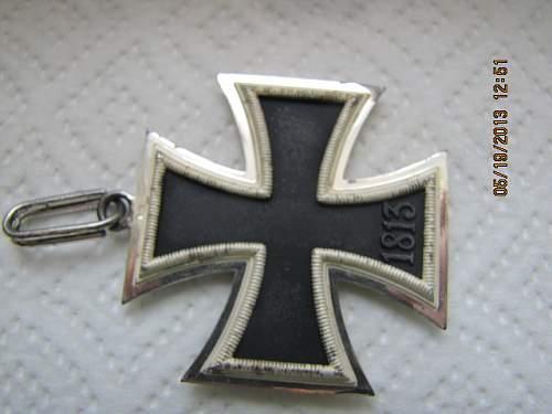 Ritterkreuz.