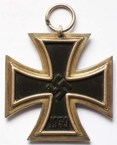 Eisernes Kreuz 2.Klasse question.