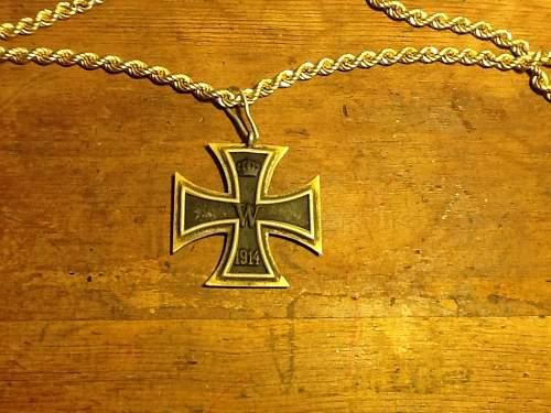Eisernes Kreuz-good or bad?