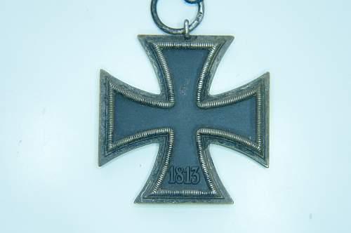 Eisernes Kreuz II Klasse x2