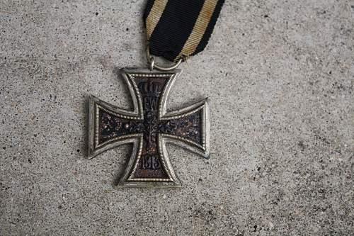 Eisernes Kreuz id needed