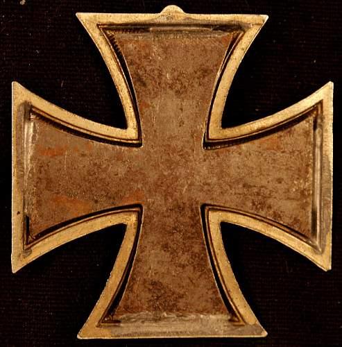 Iron Cross 1/2!