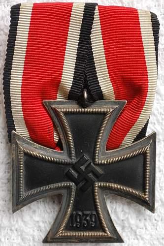 Eisernes Kreuz 2nd Klasse  Parade Mount