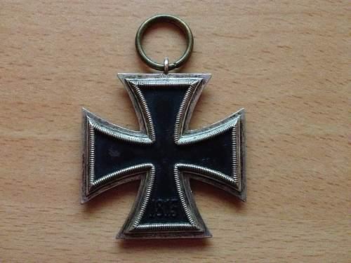 Eisernes Kreuz 2.Klasse.