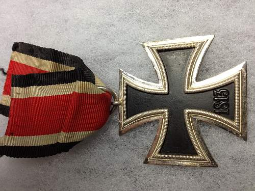 Thoughts Eisernes Kreuz 2. Klasse 1939