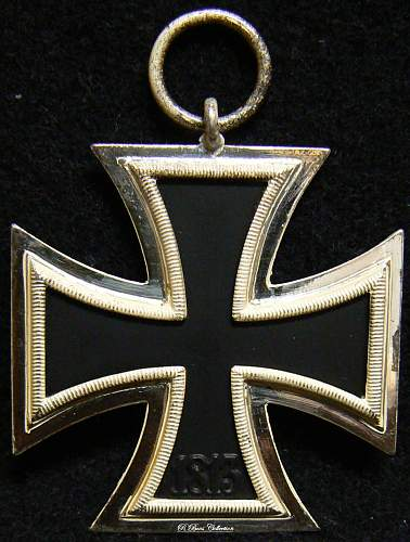 Eisernes Kreuz 2. Klasse, Wachter & Lange