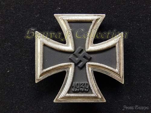 EK1 L/57 My new cross