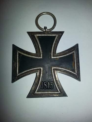 Eisernes Kreuz 2.Klasse - original or repro?