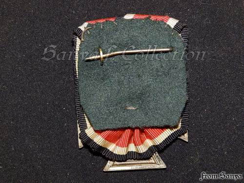 EK2 Medalbar