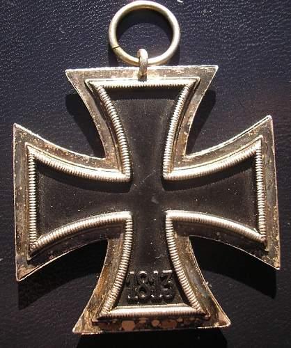 Eisernes Kreuz 2.Klasse of my friend
