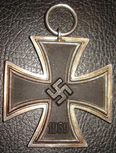 Eisernes Kreuz II Klasse -ok/maker?
