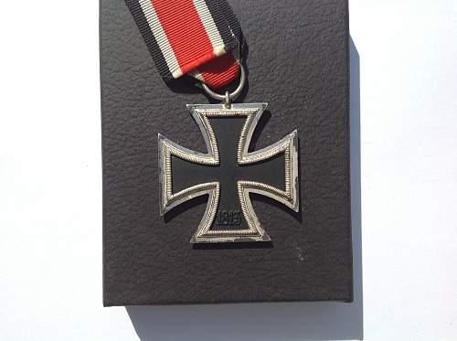 EK 2 with 25mm ribbon