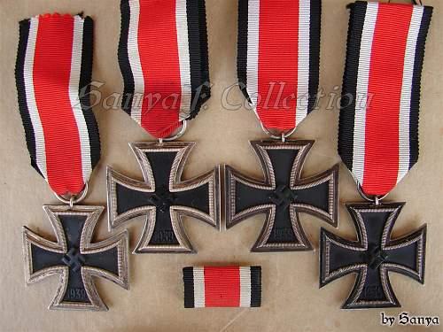 Eisernes Kreuz II Klasse -maker?