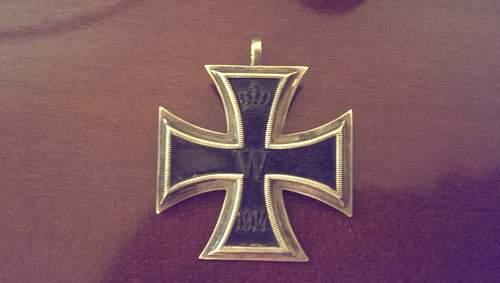 Eisernes Kreuz Varient