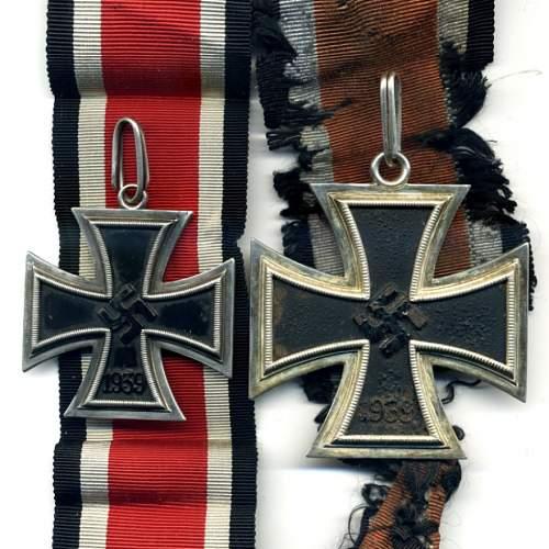 Grosskreuz des Eiseres Kreuz