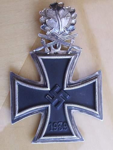 My Ritterkreuz.