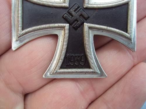 Ekii schenkel cross ?
