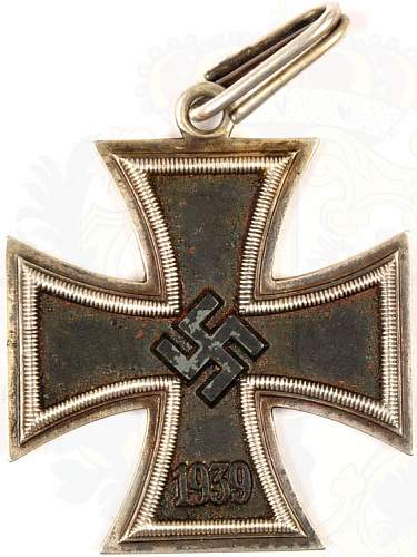 Ritterkreuz des Eisernen Kreuzes, real or fake??