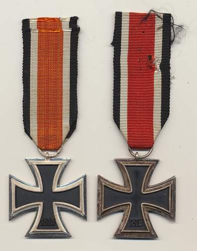 2 new Eisernes Kreuz 2. Klasse