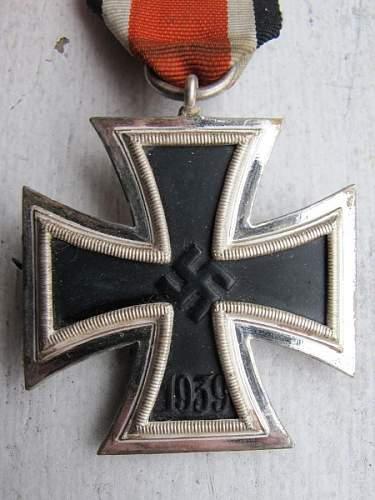 Eisernes Kreuz 2. Klasse, odd date review