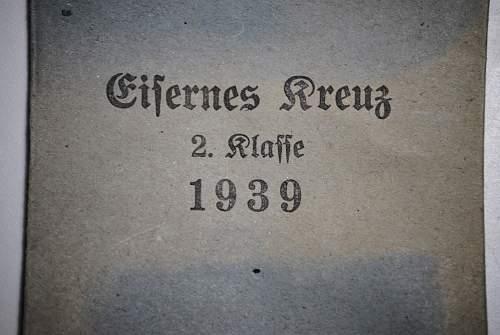 Eisernes Kreuz 2. Klasse, 44