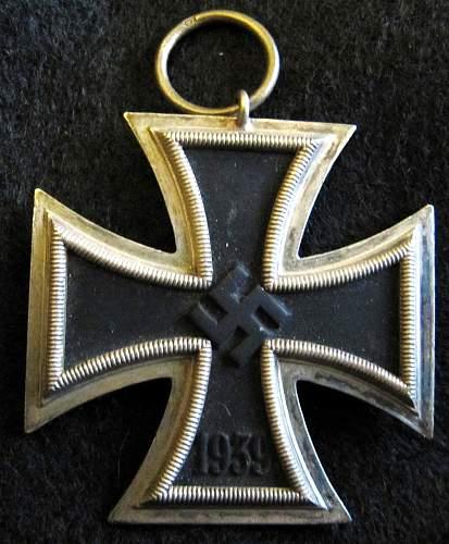 Eisernes Kreuzes, A few of my pieces.
