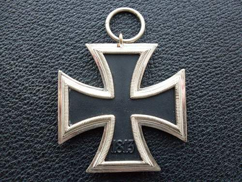 Eisernes Kreuz 2. Klasse Maker??