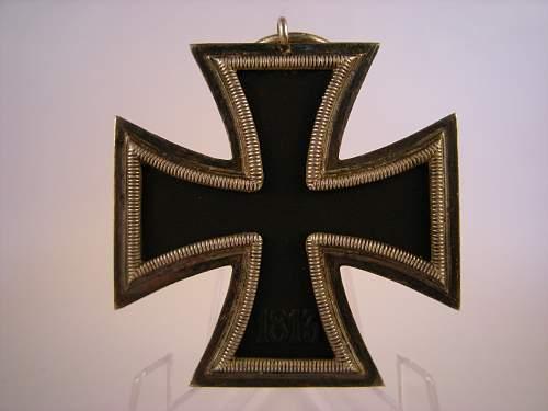 Eisernes Kreuz 2. Klasse, mm 11