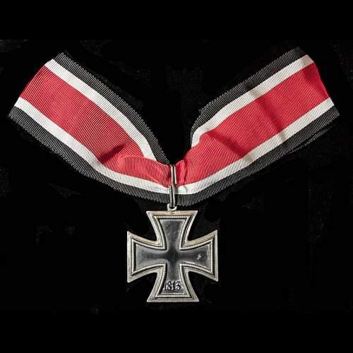 Ritter Kreuz Marked 800.