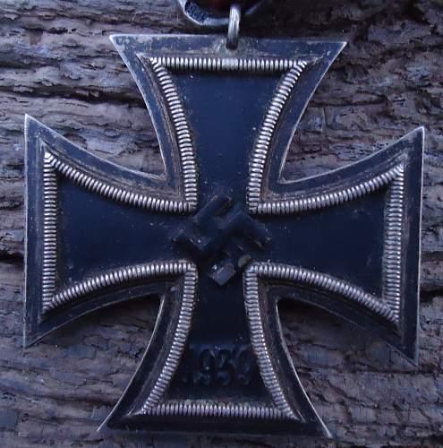 Eisernes Kreuz 2. Klasse, Jablonski ?