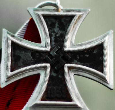 iron cross fake or real?
