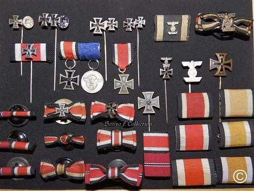 Eisernes Kreuz minis