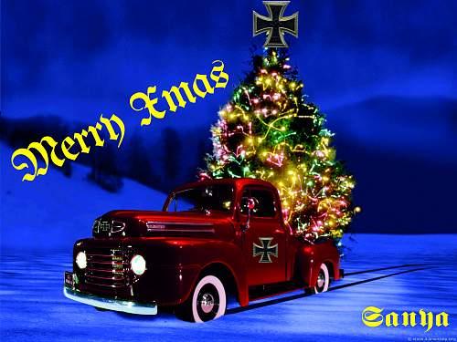 We wish all members Merry Christmas