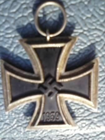 Eisernes Kreuz 2nd Klasse- original?