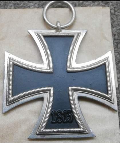 Eisernes Kreuz 2nd Klasse - unmarked