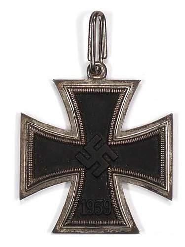 Ritter Kreuz 1939 - 65 -  K&Q