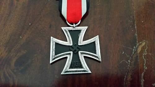Eisernes Kreuz 2. Klasse original?