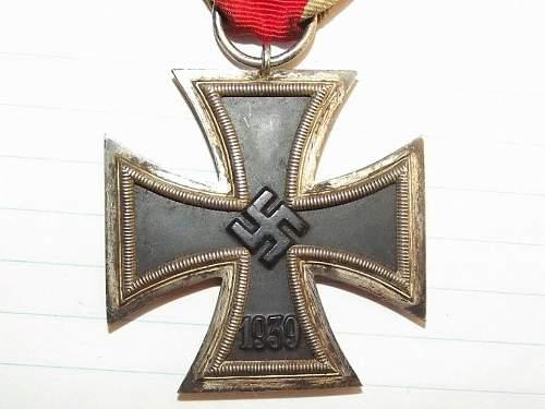Eisernes Kreuz 2. Klasse for ID?