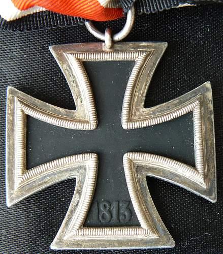 Eisernes Kreuz 2.Klasse 1939 marked 24