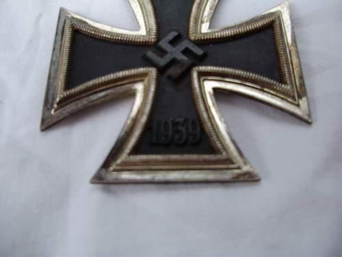 Eisernes Kreuz 2. Klasse, Walter & Henlein