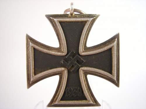Eisernes Kreuz 2. Klasse, MM 122