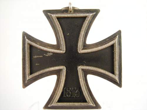 Eisernes Kreuz 2. Klasse, MM 123