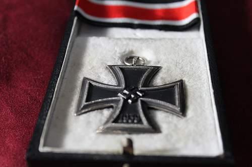 1939 Eisernes Kreuz 2nd class...