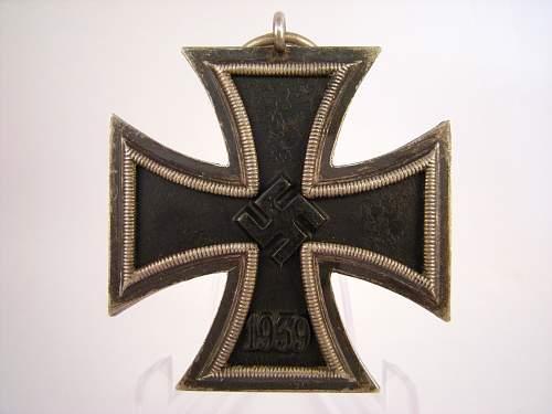 Eisernes Kreuz 2. Klasse mm 7